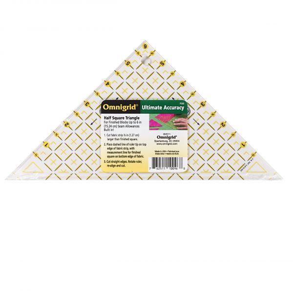 Flotte Dreiecke ?Omnigrid?, inch oder cm Skala