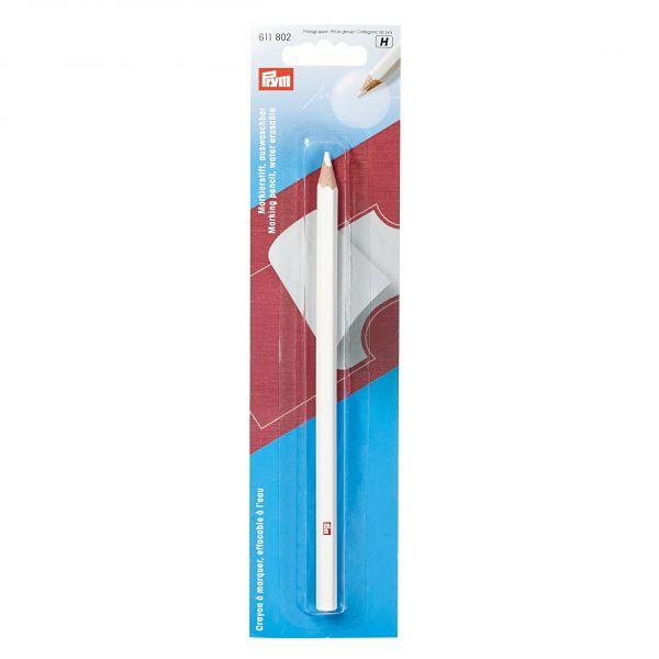 Markierstift, auswaschbar, weiß