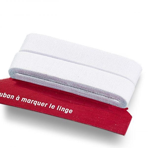 Wäschemarkierband, aufbügelbar