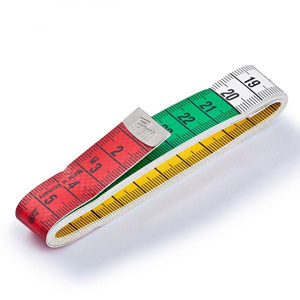 Maßband Color, cm- oder cm/inch Skala