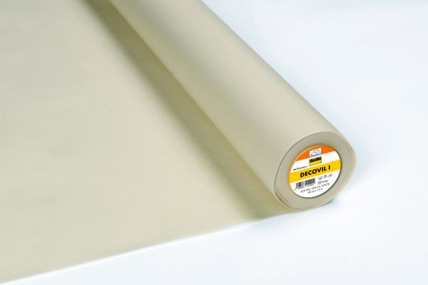 Decovil 1 Aufbügelbare Einlage 90cm breit