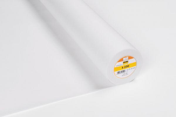 S320 Aufbügelbare Einlage 90cm breit