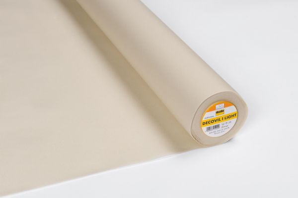 Decovil Light Aufbügelbare Einlage 90cm breit
