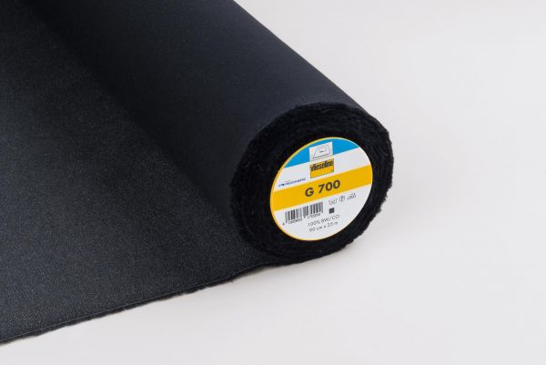 G700 Vlieseline Aufbügelbare Einlage 90cm breit
