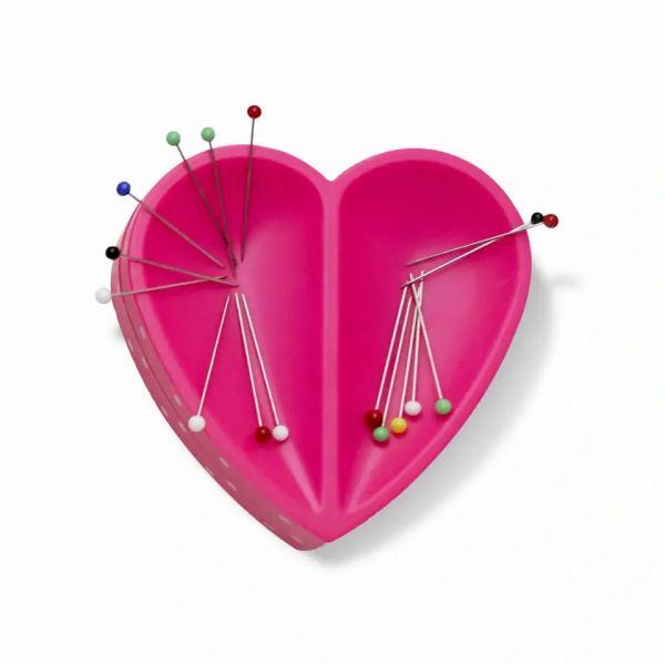 Prym Magnet-Nadelkissen Herz