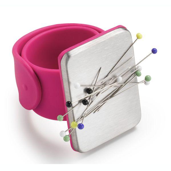 Magnetisches Armnadelkissen von Prym Love pink 1